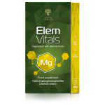 Food Supplement Elemvitals. Magnesium with siberian herbs, 60 capsules 500038
