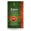 Food Supplement Elemvitals. Iron with siberian herbs, 60 capsules