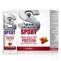 Siberian Super Natural Sport. Double-phase hi-grade protein (strawberry)