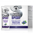 Siberian Super Natural Sport. Double-phase hi-grade protein (bilberry)