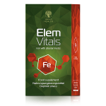 Food supplement Elemvitals. Iron with siberian herbs, 60 capsules 500039