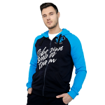 Siberian Super Team sweatshirt for men (color: darkblue, size: L) 107023