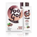 Yoo Go! Shake it! Cocoa & ginger, 175 g